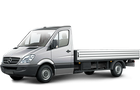 Mercedes-Benz Sprinter бортовая платформа