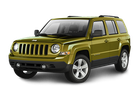 Jeep Liberty кроссовер 5 дв