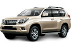 Toyota Land Cruiser Prado кроссовер 5 дв