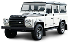 Land Rover Defender 110 пикап 4 дв