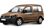 Volkswagen Caddy Kombi грузопассажирский