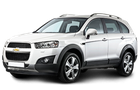 Chevrolet Captiva кроссовер 5 дв
