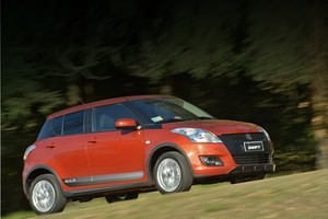 Suzuki Swift 4x4 Outdoor - компактный хэтч-паркетник стартовал в Европе