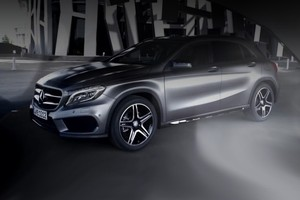 Трейлер Mercedes-Benz GLA
