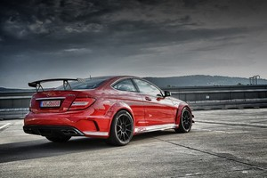 GAD-Motors «прокачали» купе Mercedes-Benz C 63 AMG Black Series