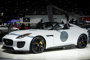 В Лос-Анджелесе представили Jaguar F-Type Coupe и Convertible 2016