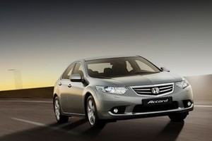 Honda Accord уходит с европейского рынка