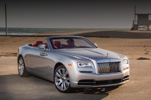 Rolls-Royce Dawn доступен для заказа в России. Известна цена