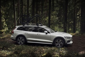 Новый Volvo V60 Cross Country