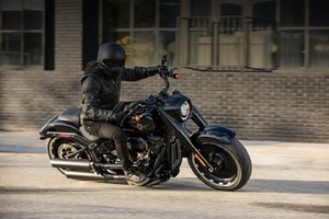 Ограниченная серия Harley-Davidson Fat Boy 30th Anniversary