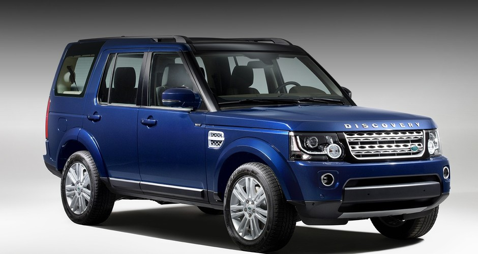 Land Rover обновил Discovery